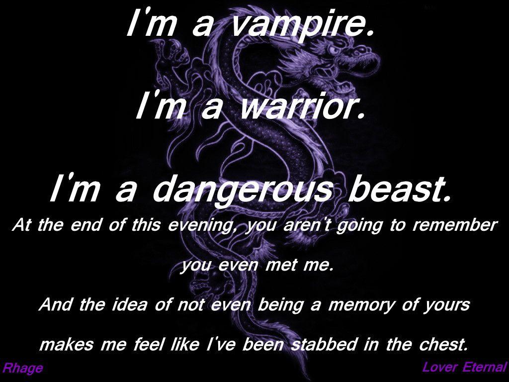 Rhage Bdb Black Dagger Brotherhood Vampire