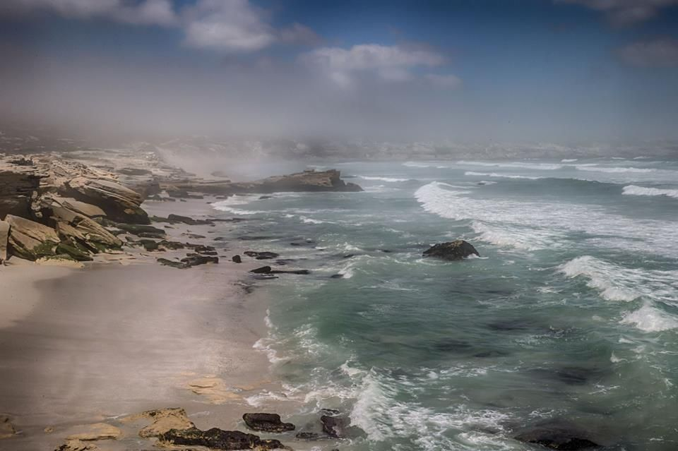 Walker Bay, near Grootbos Lodge, Grootbos Private Nature Reserve, South Africa. Picture: Michael Poliza.