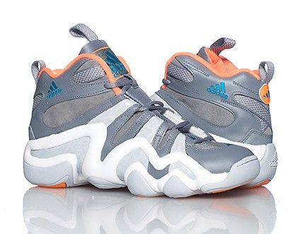 size 40 ad0f0 30d53 adidas Crazy 8 Grey Orange - Available Now  WearTesters