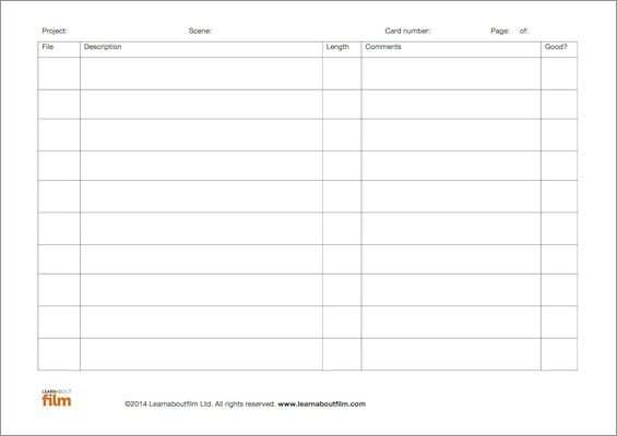 Film planning templates Filmmaking Pinterest Films - film proposal template