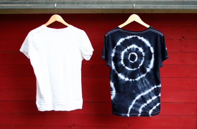 coole t shirts selber f rben kreise batiken myramasurimyramasuri diy pinterest. Black Bedroom Furniture Sets. Home Design Ideas