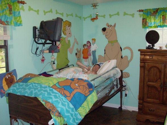 Merveilleux Scooby+Doo+Theme+Room | Scooby Doo Bedroom Decor Ideas Scooby Doo Bedroom  Decor
