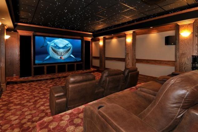 40 Fascinating Home Movie Theater Design Decor Home Theater Stunning Home Theater Design Decor