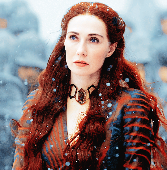 Red head game of thrones