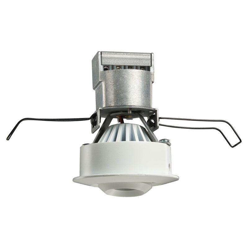 Mg1lg2 Round Mini Led Gimbal Housing And Trim By Juno Lighting Mg1lg2rd03lm30k80criflsn Downlights Juno Lighting Led