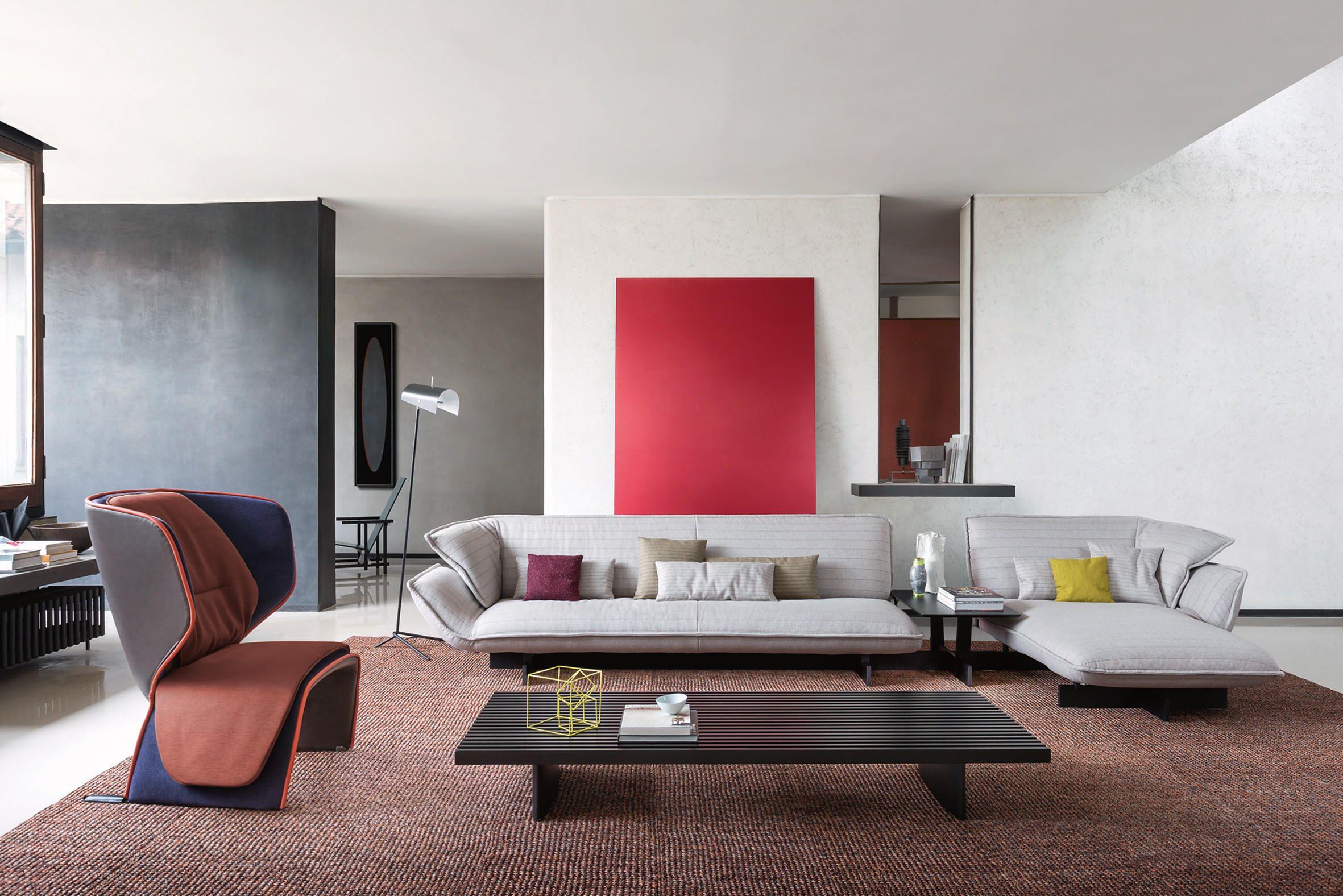 Mobili Cassina ~ Beam sofa system designer lounge sofas from cassina ✓ all