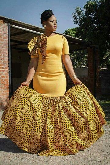 Wedding Dresses In Zambia : Zambian bride traditional wedding all things chitenge