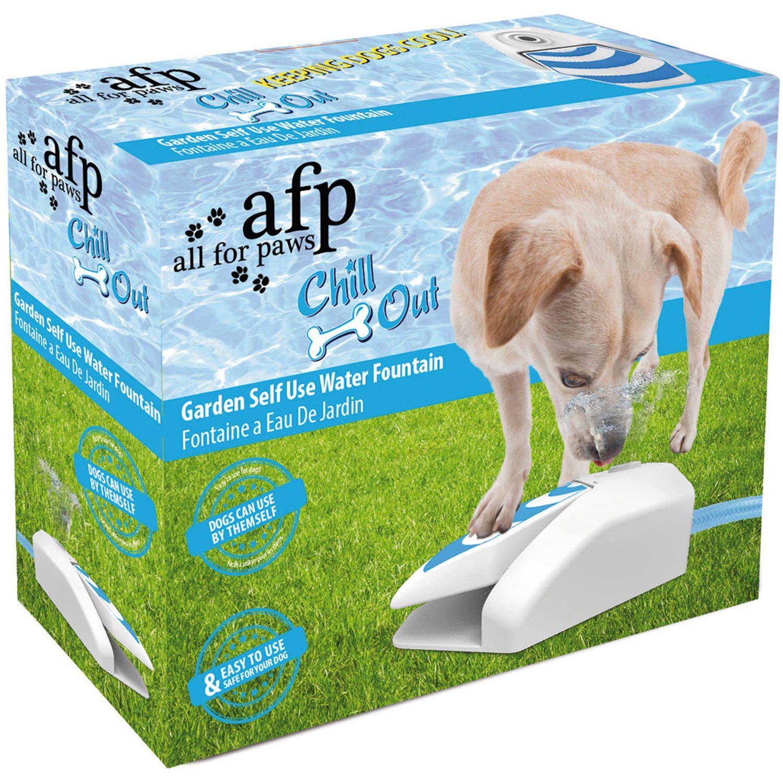 AFP Chill Out Garden Fountain, 8186 - Walmart.com | pet outside ...
