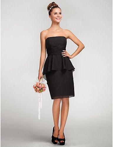 Vestidos negros de temporada
