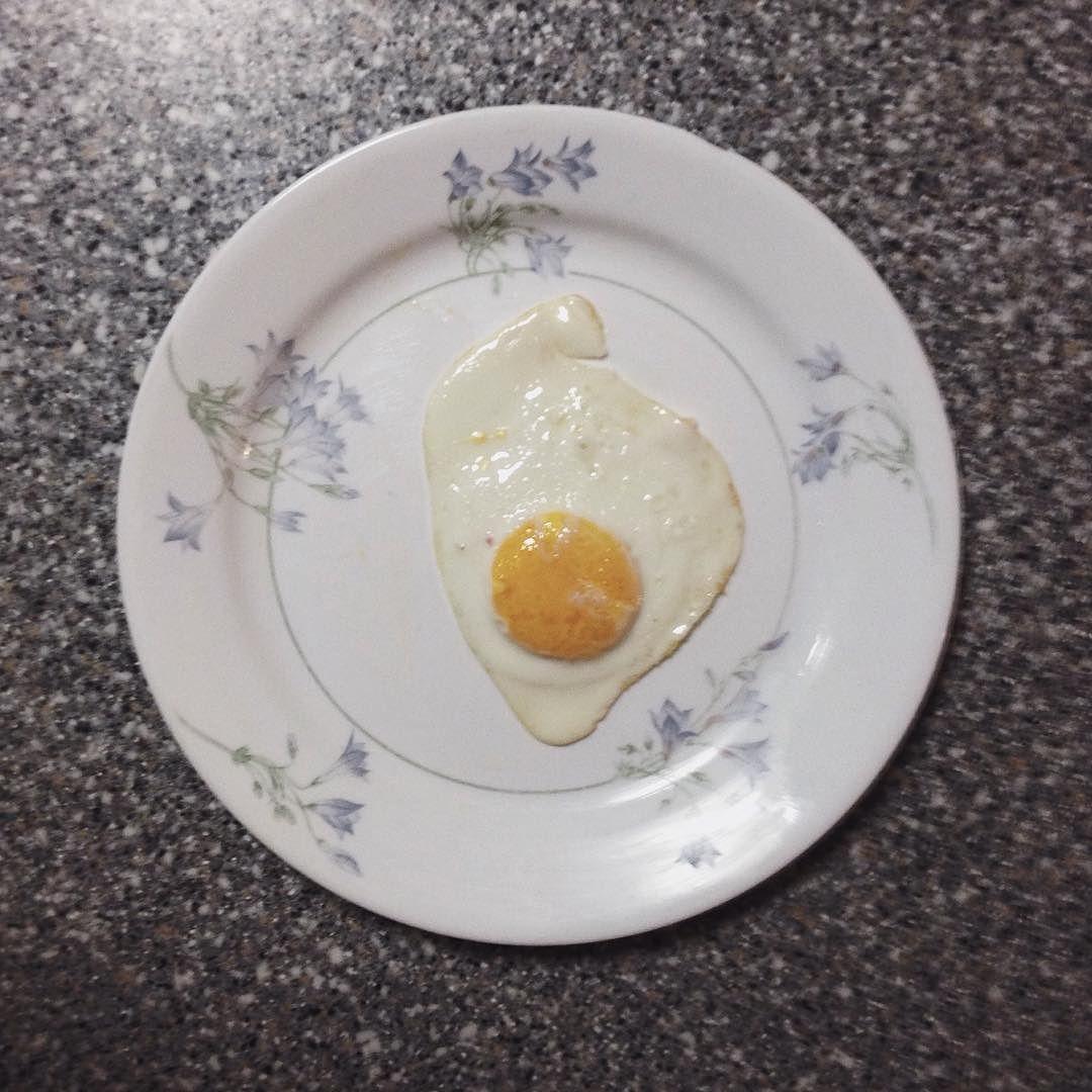 #egg #dinner #eat | breakfast or dinner? by maicomecredi
