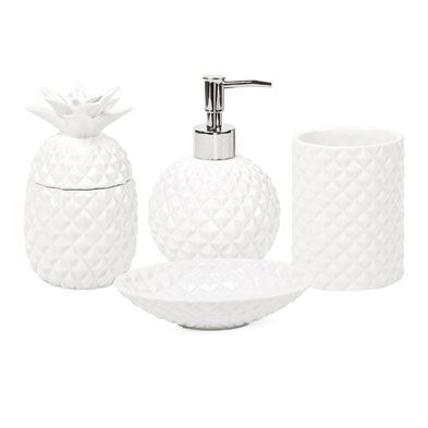 Pinele Bathroom Set