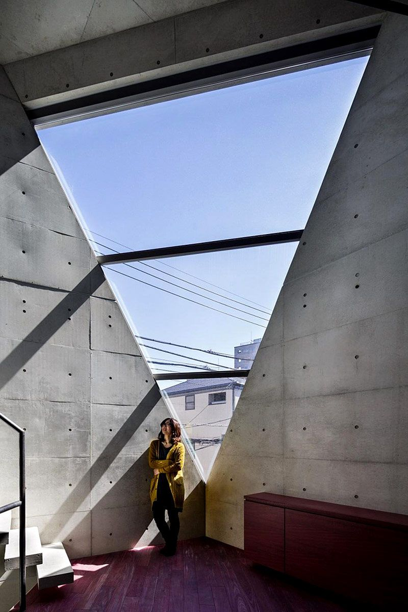 Las Formas Triangulares Son Lo M S Destaca En La Vivienda  # Muebles Excell Aguascalientes