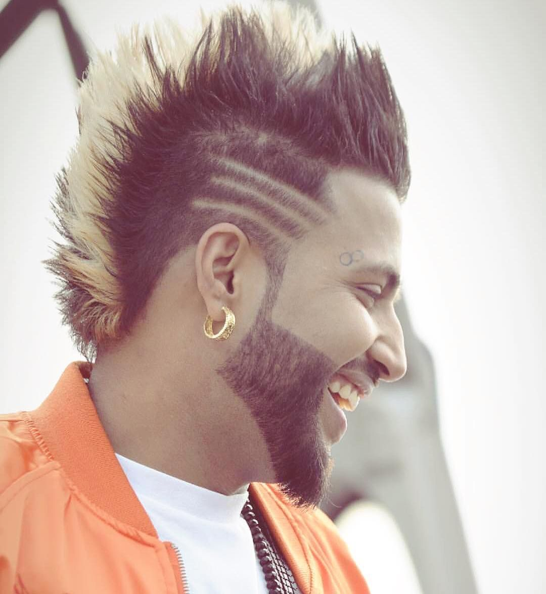 Pin By Nitesh King On King In 2019 Hair Styles Hair Undercut