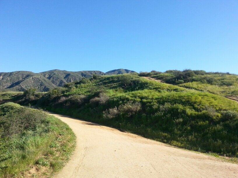 Claremont 5 mile loop