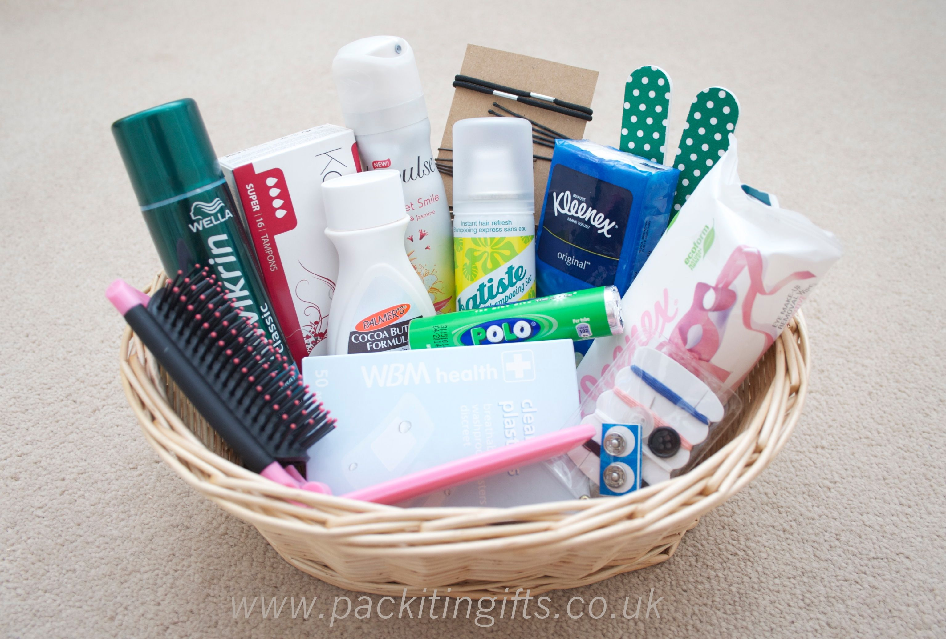 Wedding Bathroom Basket For Your Female Guests To Make The Most Of Your Lovely Wedding Day While You Get Bathroom Baskets Wedding Kit Bathroom Basket Wedding