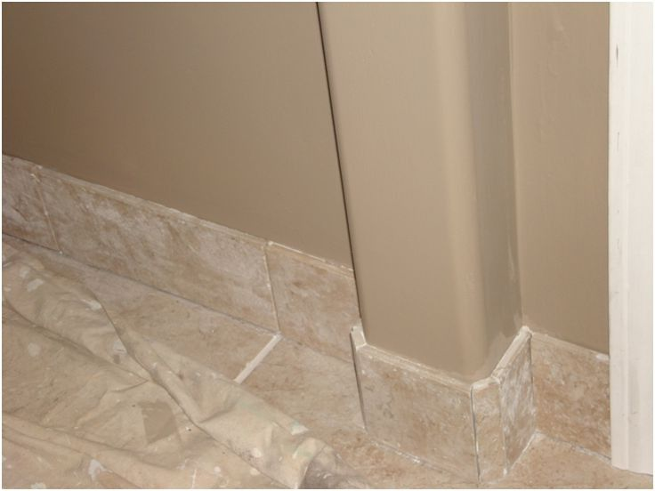 Bathroom Tile Baseboard Ideas Part - 27: Awesome Beautiful Bathroom Tile Baseboard Ideas