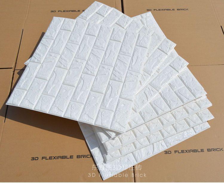 20 rollos 3d efecto piedra pared ladrillos papel pintado - Papel pared piedra ...