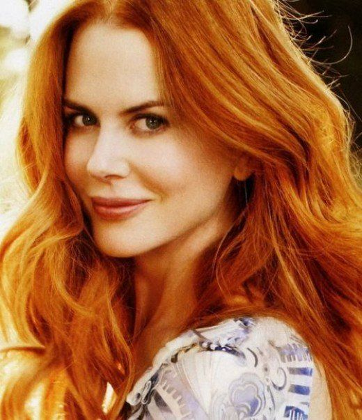 How Are Redheads Unique And Different Celebrities