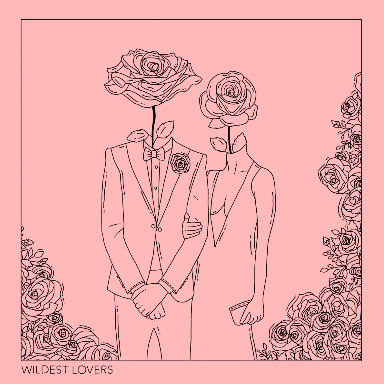 Aesthetic Art Simple Line Drawing Pink Simple Line Drawings Pink Drawing Rose Drawing Simple