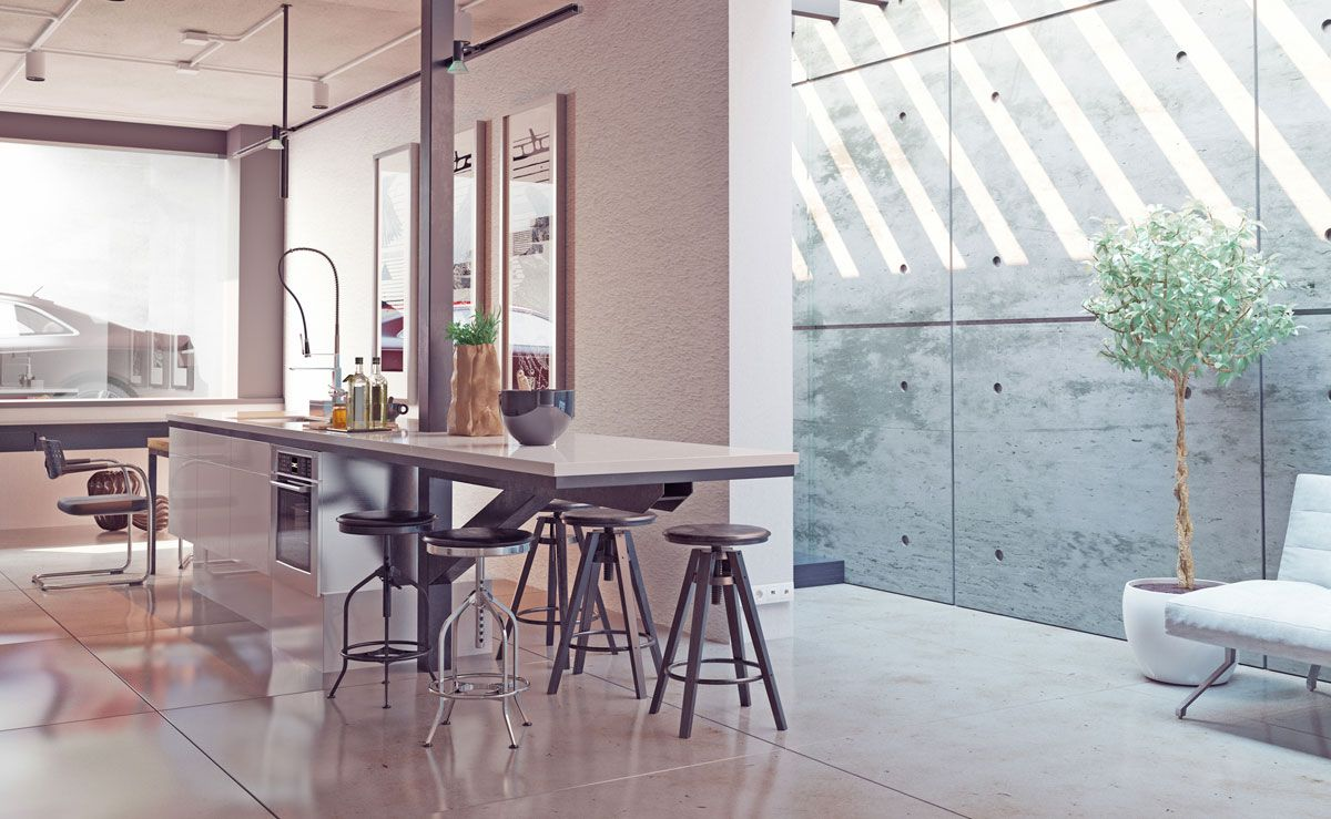 Counter and Bar Stools: Secret Weapons for Creating High-functioning ...