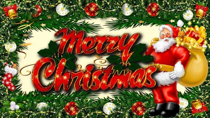 Merry Christmas Images 2019 and Happy New Year 2020 Images ...
