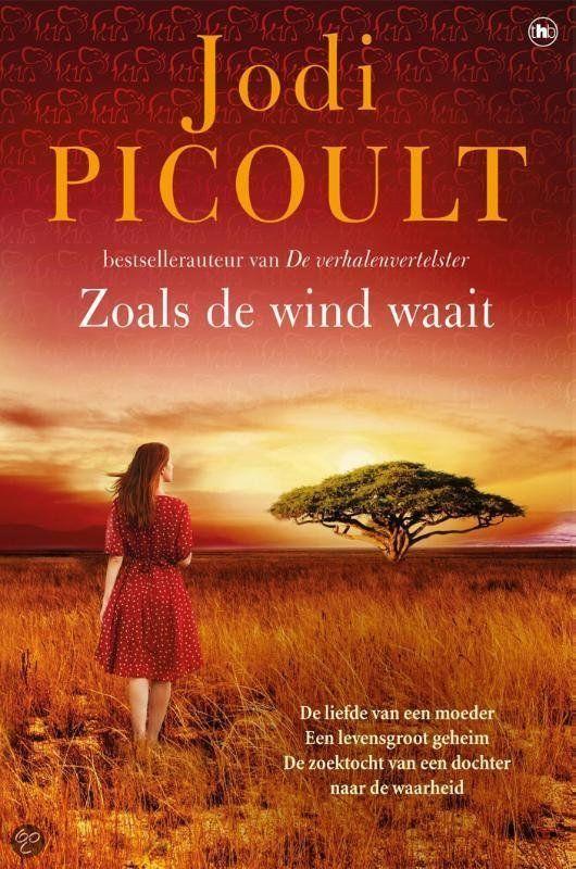 Jodi Picoult -Zoals de wind waait ● Al meer dan tien jaar is Jenna Metcalf op zoek naar haar moeder Alice, die in Botswana onder mysterieuze omstandigheden is verdwenen. Jenna kan niet geloven dat haar moeder haar in de steek heeft gelaten. Ze bestudeert dagelijks Alices aantekeningen in de hoop een aanwijzing te vinden. Ten slotte besluit Jenna de hulp in te roepen van Serenity, een in opspraak geraakte helderziende, en de cynische privédetective Virgil. Drie eenzame zielen die lastige…