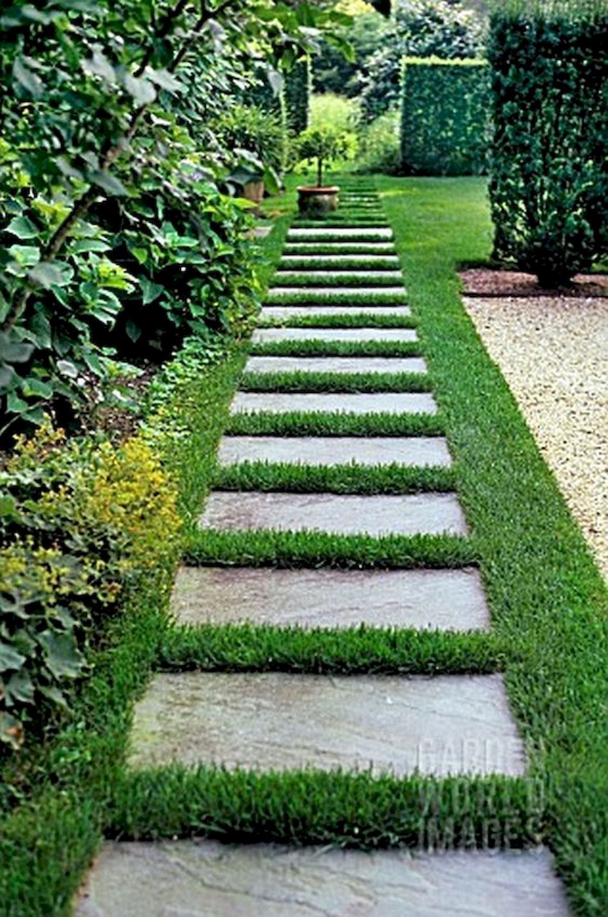 60 Awesome Garden Path and Walkway Ideas Design Ideas And ... on Small Walkway Ideas id=42737