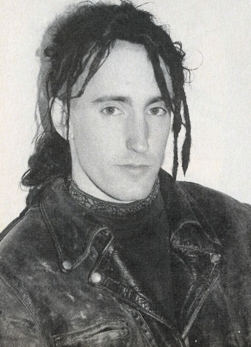 Trent Reznor. He pretty much was Nine Inch Nails on the first album ...