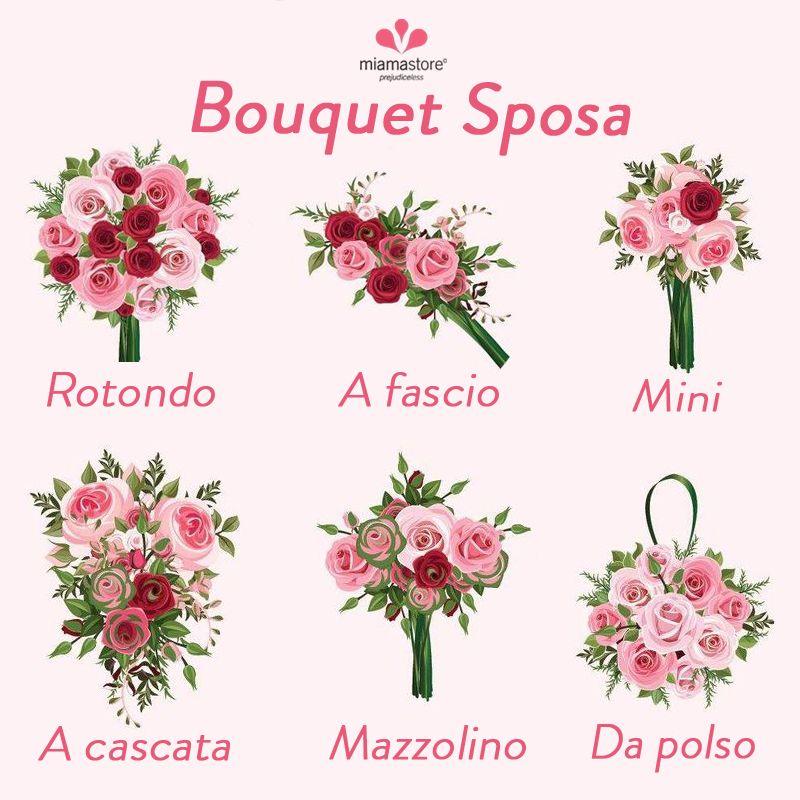 Bouquet Sposa Quanti.Quanti Tipi Di Bouquet Esistono Qual E Il Tuo Preferito Wedding