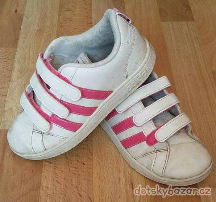 Boty Adidas vel. 32 za 160 Kč  64f9d5b3ad9