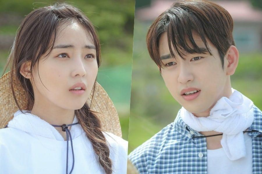 """GOT7's Jinyoung And Jeon So Nee Take A Trip To The Countryside In """"When My Love Blooms"""""""