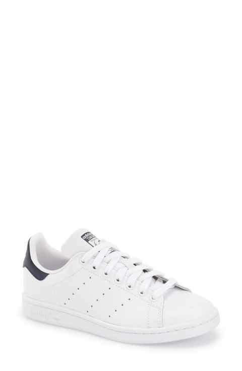 Adidas Stan Smith Ladies WhitePink Sneakers Sale