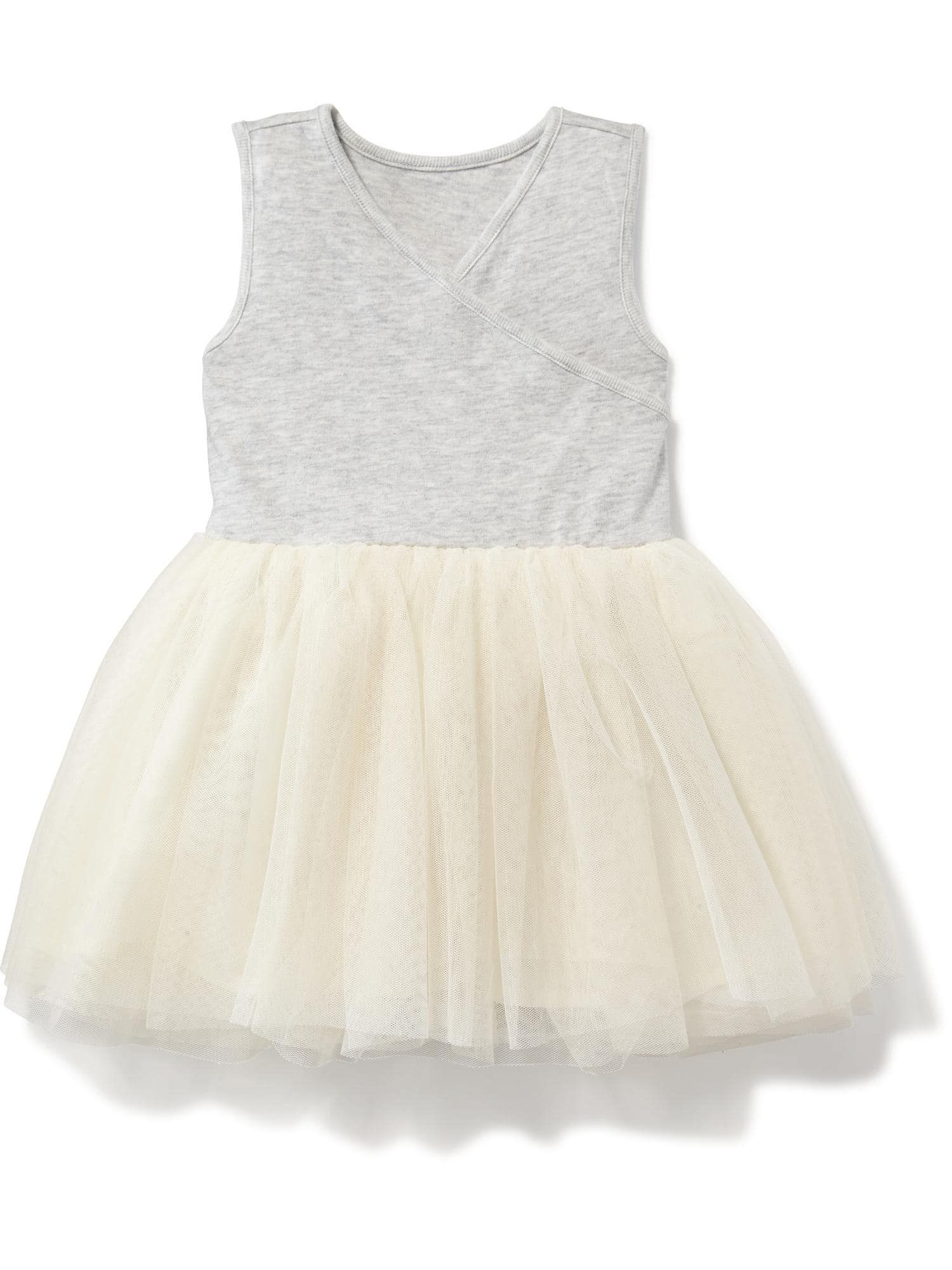 Cross Front Tutu Dress for Baby Old Navy Fashion