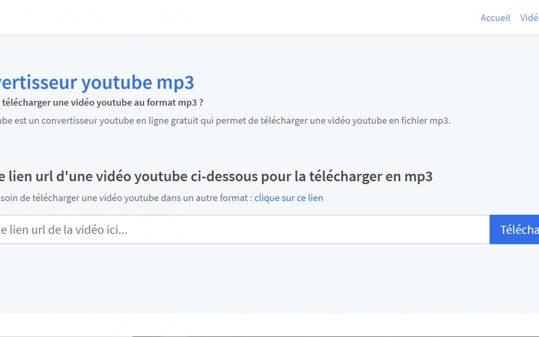 telecharger en ligne youtube