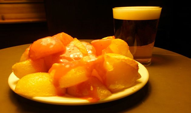 Las patatasbravas del Docamar