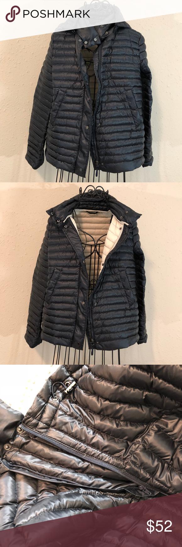 45 Zara Down Filled Puffer Jacket Clothes Design Fashion Fashion Design [ 1740 x 580 Pixel ]
