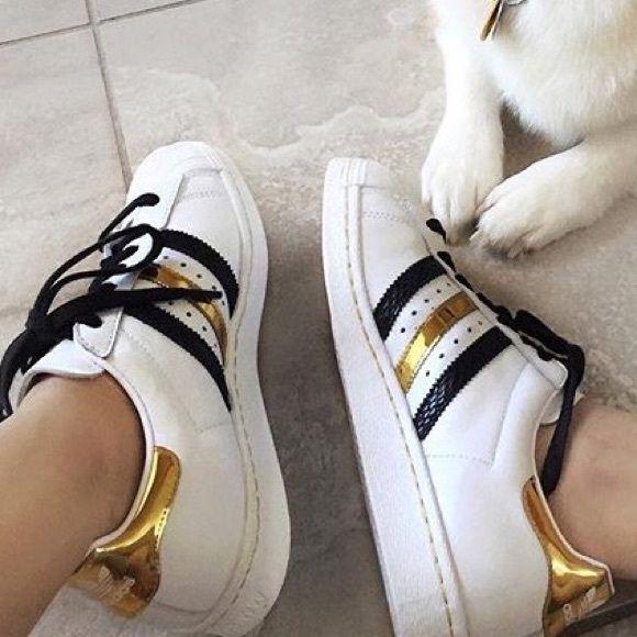 Adidas Shoes - Adidas Original Superstar CUSTOM 2155a6df0