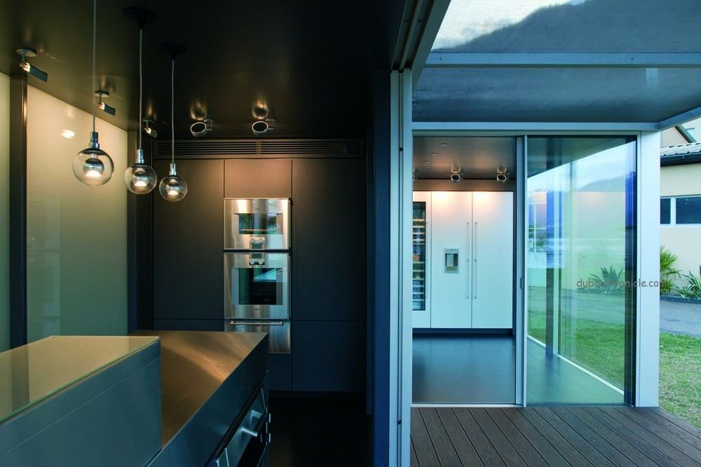 Unique Gaggenau\'s mobile kitchen concept to host culinary classes by ...