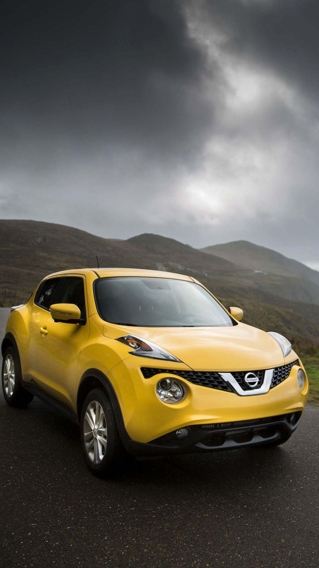 Yellow Nissan Juke Off Road Wallpaper Nissan Juke Nissan