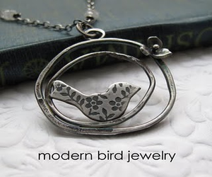Handcrafted, beautiful jewelry by local artist Laura Flavin.