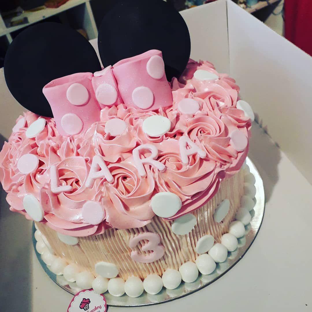 Birthday theme cake mini mouse disney minimouse