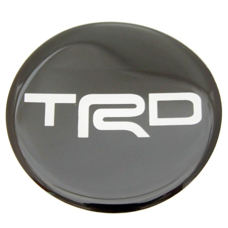 X4 TRD Sticker Rasin 52mm.(2.04