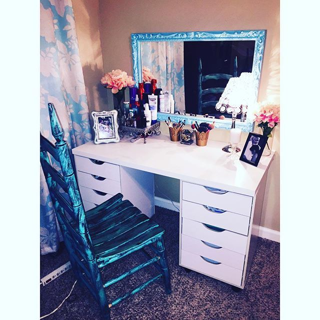 My Current Vanity Setup What Does Yours Look Like Tag