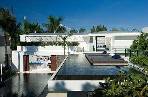 Aqua Villa In Bali.