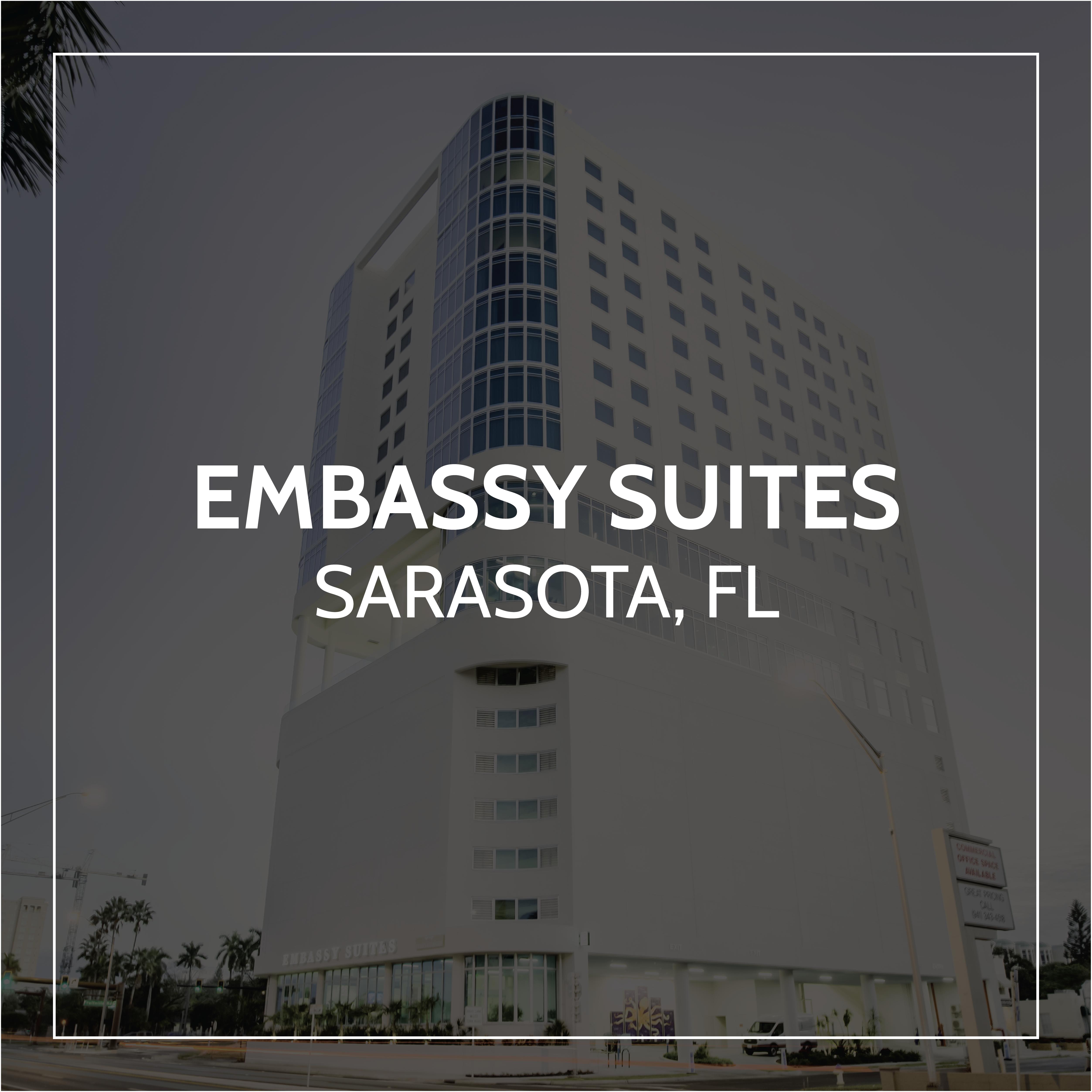 The Embassy Suites Sarasota Fl Embassy Suites Sarasota Outdoor Pool