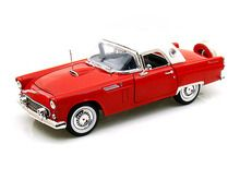 Motor Max 1/18 Scale 1956 Ford Thunderbird T Bird Hard Top Red Diecast Car Model 73176 www.DiecastAutoWorld.com 2312 W. Magnolia Blvd., Burbank, CA 91506 818-355-5744 AUTOart Bburago Movie Cars First Gear GMP ACME Greenlight Collectibles Highway 61 Die-Cast Jada Toys Kyosho M2 Machines Maisto Mattel Hot Wheels Minichamps Motor City Classics Motor Max Motorcycles New Ray Norev Norscot Planes Helicopters Police and Fire Semi Trucks Shelby Collectibles Sun Star Welly