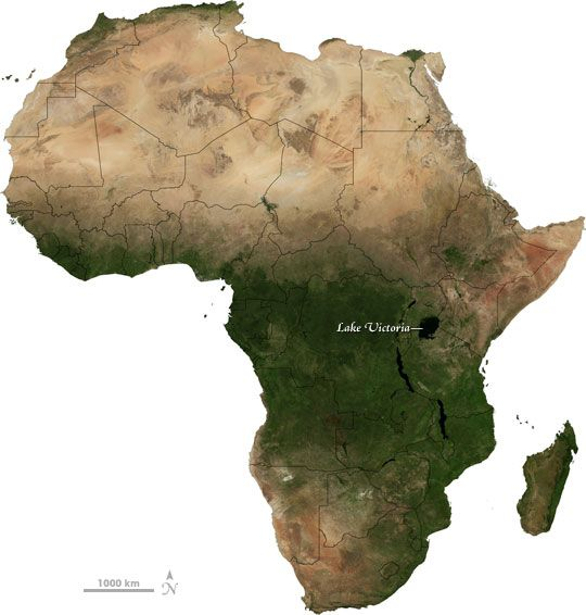 Map Of Africa Lake Victoria.Map Of Africa With Lake Victoria Favorite Places Spaces