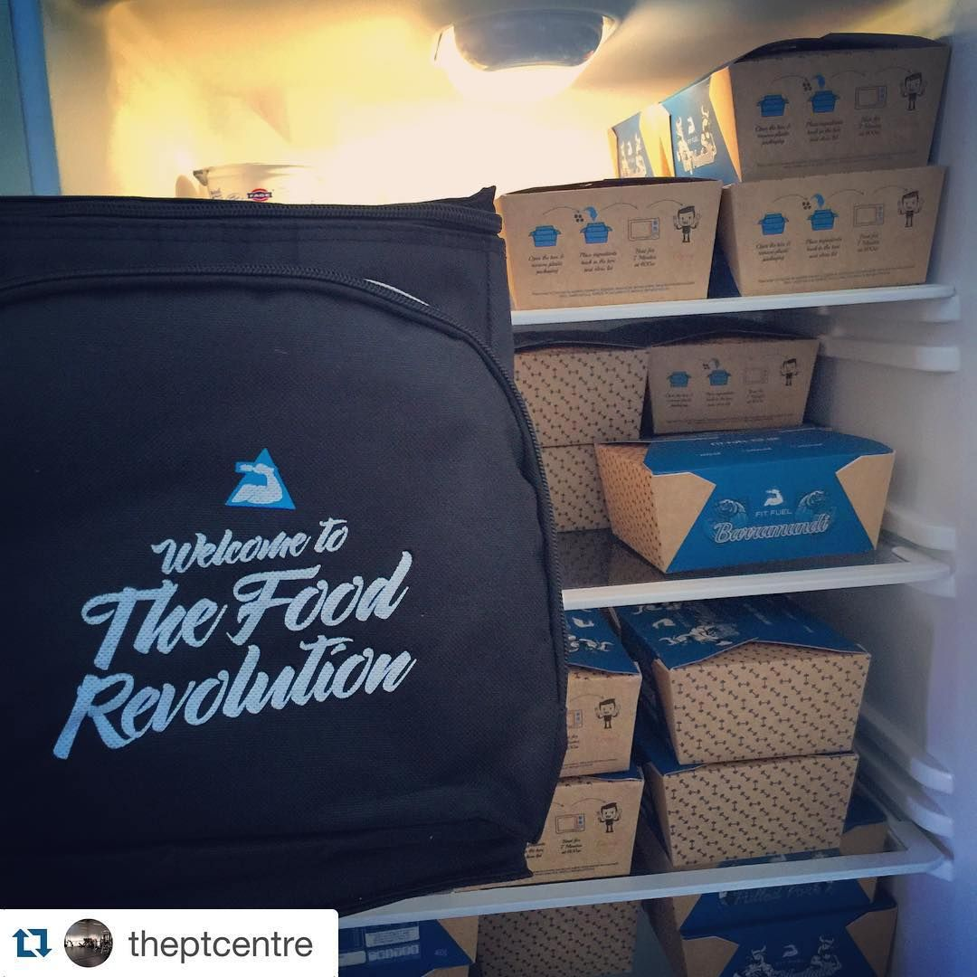 Thanks for the shout out The PT Centre ・・・ Thanks Fit Fuel for my food delivery this week! #fitness #foods #theptcentre