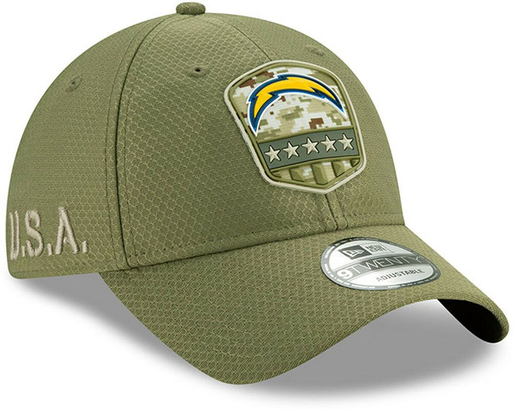 Details about los angeles chargers new era 920 nfl on