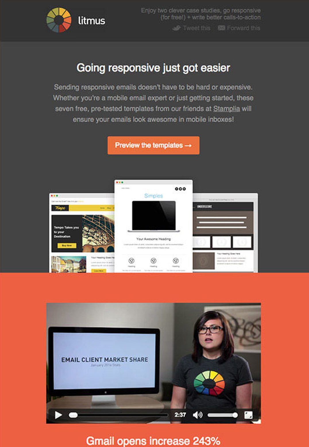 Email Marketing Campaign - Email Newsletter | Email: Newsletters ...